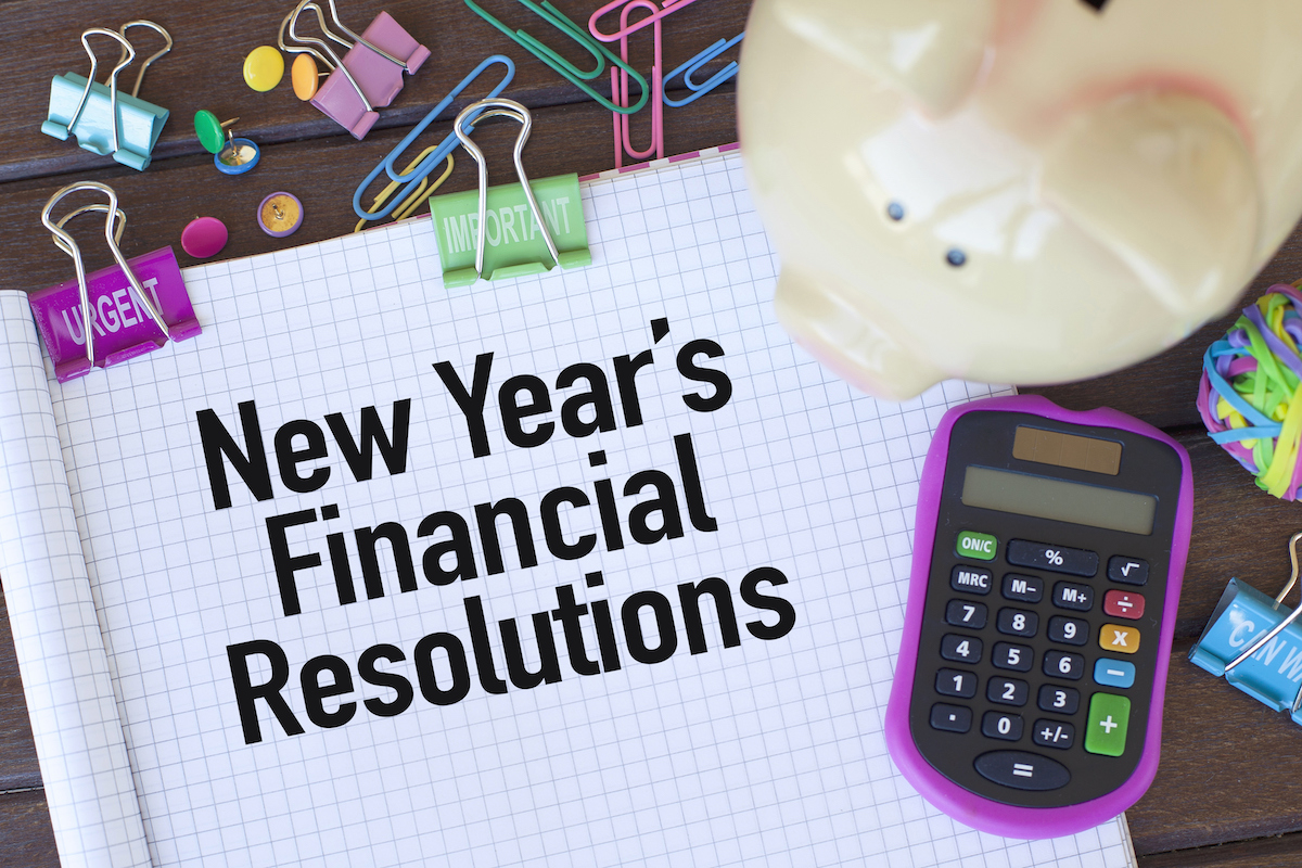 Financial Resolutions, Financial Security and Independence